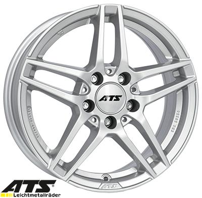 ATS MIZAR S 8,0X17 5X112/48 (66,6) (PK/R14) (S) KG790 ECE