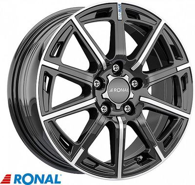 RONAL R60 BLUE 6,5X16 5X114/40 (82,0) (Z) (TÜV) KG670 SH0620